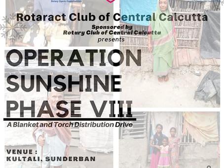 Operation Sunshine Ph. 8