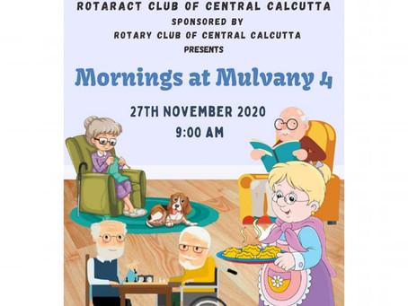 Mornings At Mulvany