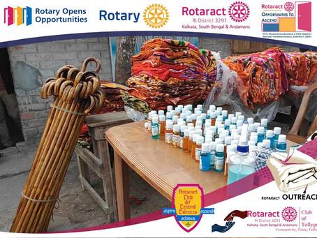 Rotaract Outreach