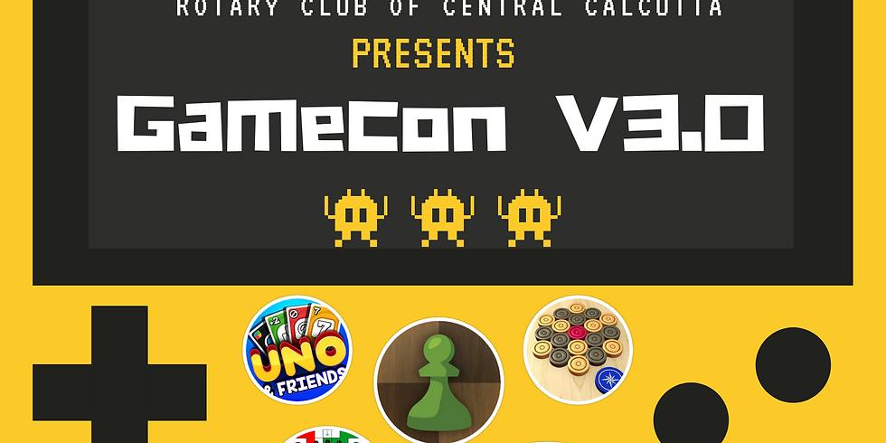 Gamecon V3.0