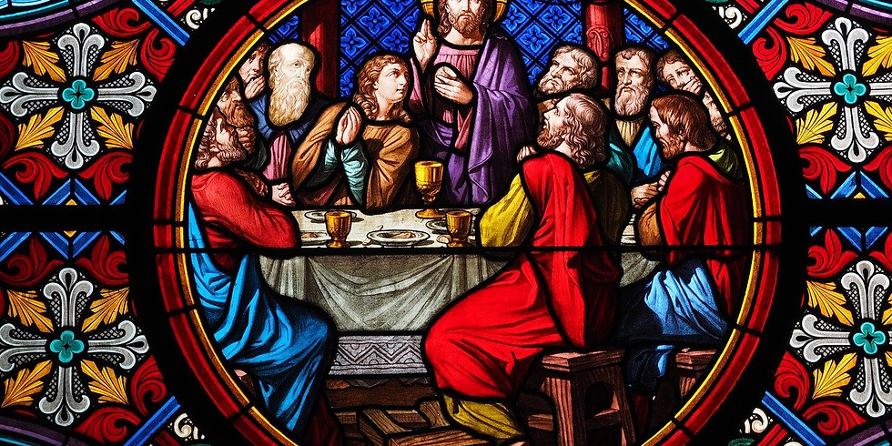 Holy Thursday Mass of the Lord's Supper 7:00 PM