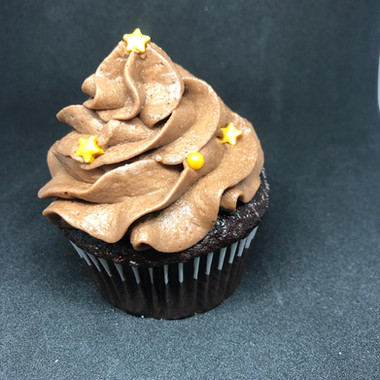 Dulces Feast Chocolate Cupcake