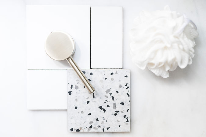 white-tile-samples-with-tapware-as-looki