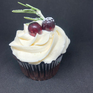 Dulces Feasts Christmas Cupcake