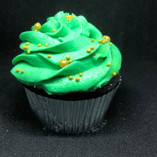 Dulces Feasts Chocolate Cupcake