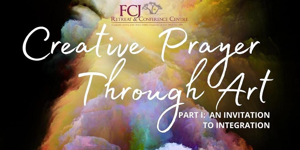 ONLINE Creative Prayer Through Art - Part 1 May 14 2021