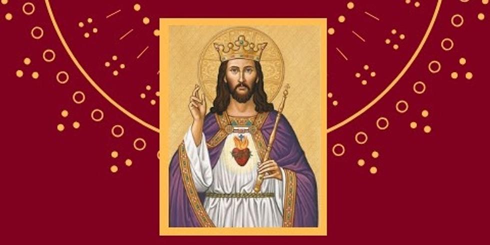 Celebration of Christ the King!