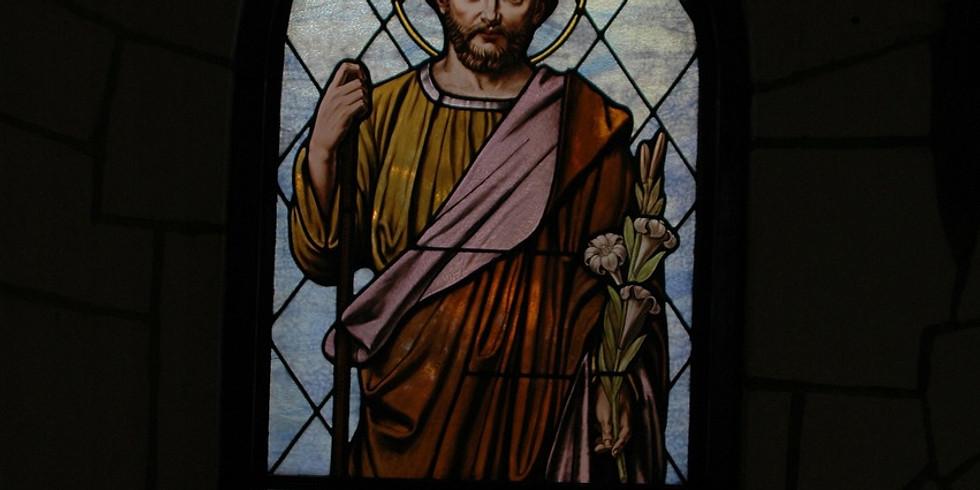 Solemnity of St. Joseph Mass 5:00 PM