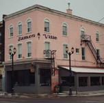 A Restaurant Along James St.