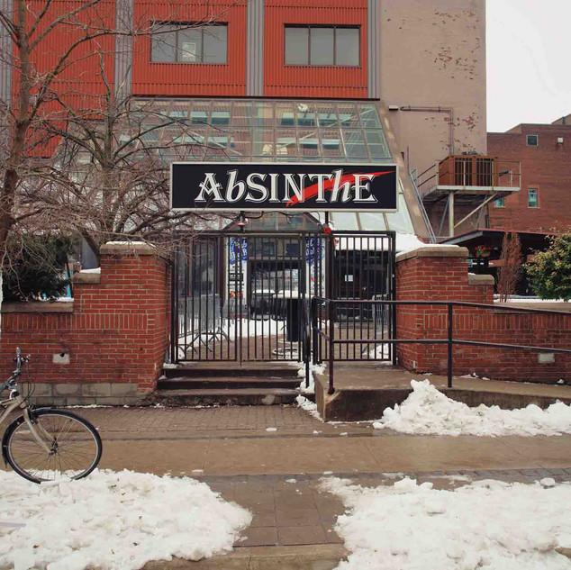 Absinthe Bar in Hamilton