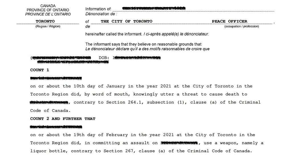 Criminal Court Information