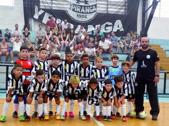 Futsal: Sub-8 garante título do Campeonato da Federação Paulista de Futsal A3
