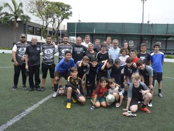 Futebol Camp Ypiranga: uma semana intensa de treinamentos