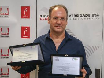 Melhores do ano Sindi Clube: ypiranguistas garantem 03 prêmios.