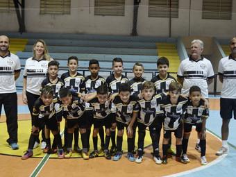Futsal: excelente início de temporada