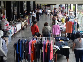 Feminino: Bazar de Artesanato garantiu ótimas compras aos visitantes