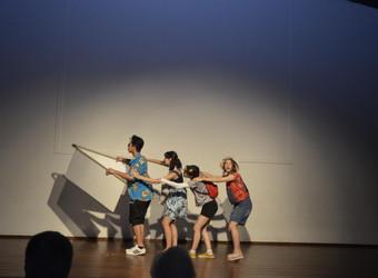 Teatro no CAY: O enigma de Candira