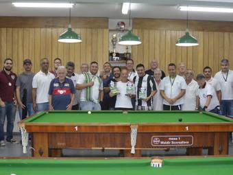 Sinuca: Departamento recebeu clubes convidados para realização do Torneio A.P.S
