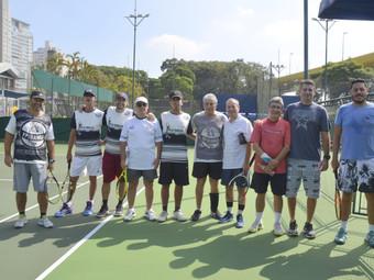 Tênis: Ypiranguistas iniciam primeira etapa do ano.