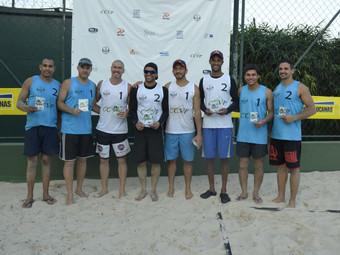2ª etapa Circuito CAY de Vôlei de Praia