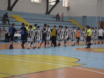 Futsal: categorias Sub-9 e Sub-13 encerram o ano