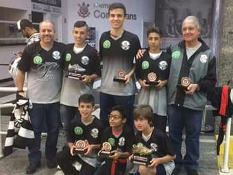 Futebol: Festa de premiação Campeonato Interclubes 2016