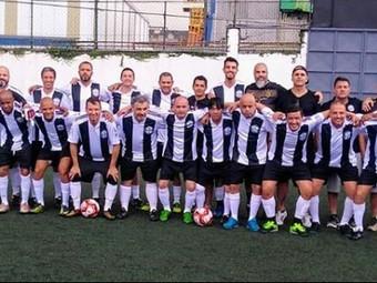 Futebol de Campo: 39+ disputará final do Campeonato Interclubes