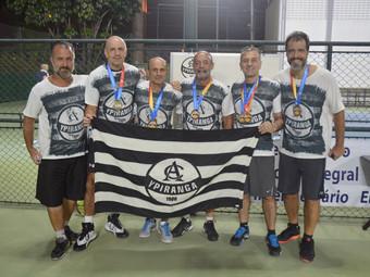 Tênis: mais um título paulista para a galeria ypiranguista