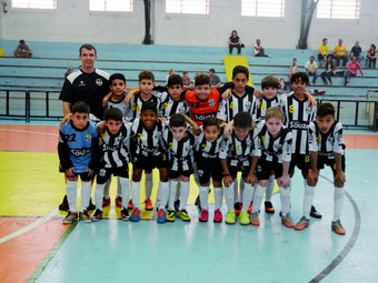 Futsal: 4 categorias se classificam para as semifinais da Série Ouro do Sindi Clube