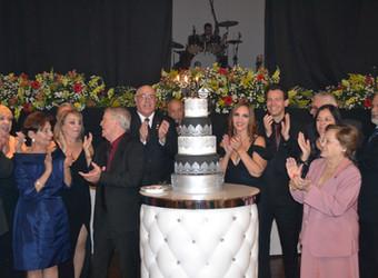 Jantar Dançante 113 anos do CAY: evento atraiu um grande público ao Salão Nobre