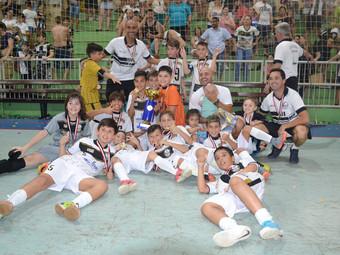Futsal: É campeão! Sub-10 garante título da Série Ouro do Campeonato da Federação Paulista