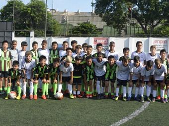 Futebol: Sub-13 recebe time sul-coreano para amistoso