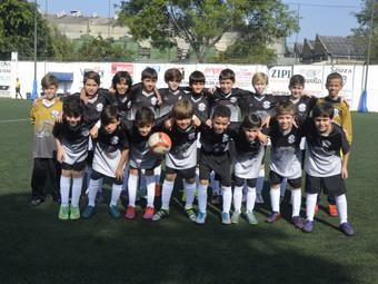Futebol Menores: resultados Campeonato Interclubes