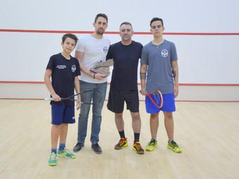 Squash: mais títulos para a galeria.