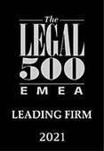 PRO LEGAL | Iosif & Asociatii ranked among the best law firms in Romania by the Legal500 guide