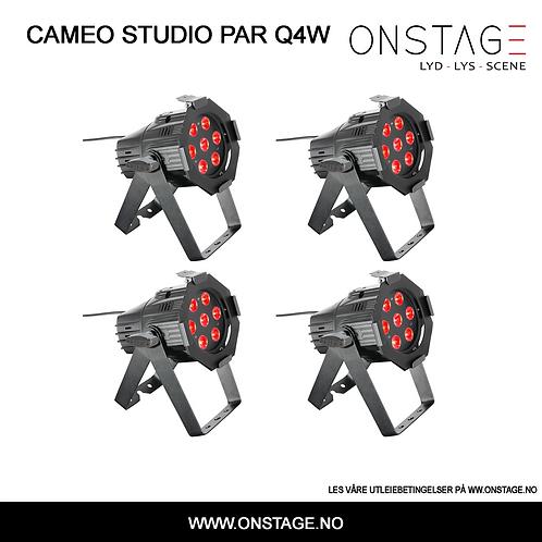 Utleie > Cameo Studio Mini Par Q 4W