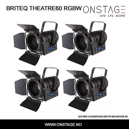 Utleie > Briteq Theatre 60 RGBW