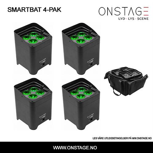 Utleie > Smartbat 4-pak