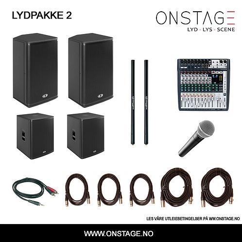 Utleie > Lydpakke 2