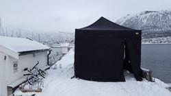 Enkle teltløsninger