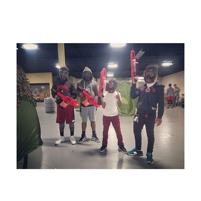 OTB Nerf Wars _#OTBNerfWars #OTBDodgeWars #OTBWaterWars_#battlezone #fun #baltimorecity #baltimoreba