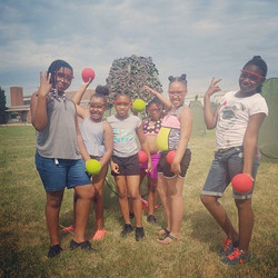 Team Red is On Target and ready for Battle!  #kids #smile #outside #amazing #baltimore #tbt #photoof