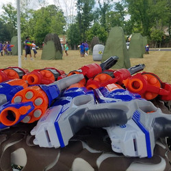 Another successful event Today at_ On Target BattleZone. G.R.E.A.T Summer Camp at New Psalmist Bapti