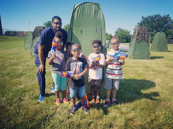 Baltimore City School Police Camp 👮 Team Blue