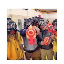 Nerf Wars at On Target BattleZone _#kids #smile #outside #amazing #baltimore #tbt #photooftheday #ma