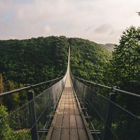 Blog #3 Working out loud – oder auch die Kunst des Brückenbauens.