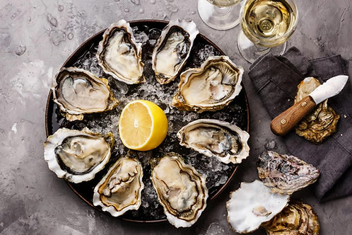 Extra-Fresh ,Daily Imported Canadian Oysters