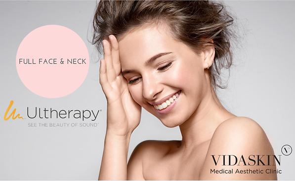 Ultherapy HIFU Treatment Singapore VIDASKIN