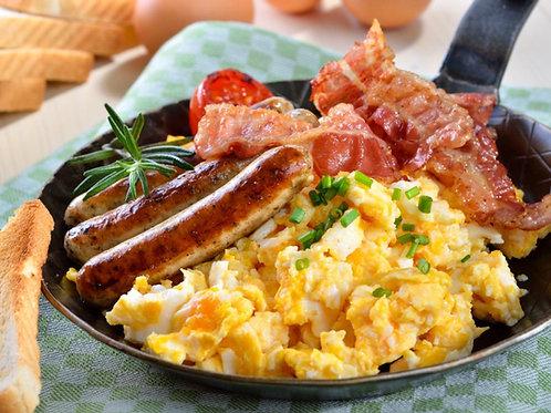 "RUBATO'S Big ""Breakfast Like A King"""