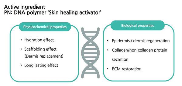 REJURAN Skin Healer DNA polymer